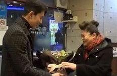 """정우성, 얼굴만큼 매너도 '특급'이영자 """"좋은 사람 만난 느낌"""""""