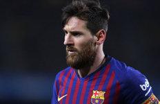 '득점 기계' 바르셀로나 메시11시즌 연속 시즌 30골 달성