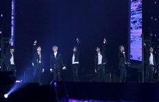 방탄소년단, 38만 관객과 호흡일본 첫 돔 투어 화려한 피날레