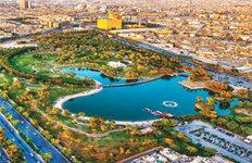 사우디, 사막에 세계최대 공원 조성여의도공원 58배 녹색도시