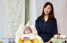 """이지혜, 딸 100일 사진 공개""""이보다 더한 행복 없어"""""""