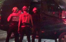 아이돌 '머스트비' 교통사고운전하던 매니저 사망