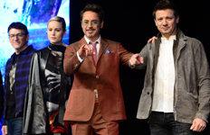 '어벤져스'는 스포일러와 전쟁 중제작진, 관객들에 비밀 유지 당부