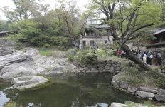 서울의 전통정원 '성락원'200년만에 개방