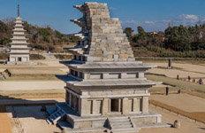 익산 미륵사지 석탑해체 보수 20년 만에 원형 되찾다