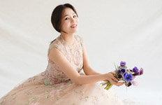알리, ♥가득 웨딩화보 공개5월 11일 회사원 남친과 결혼