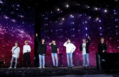 BTS, '브리튼스 갓 탤런트' 출연웸블리 공연 분위기 고조