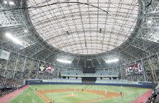 고척돔, 도쿄돔보다 좋네일본 야구장 관리자들 견학