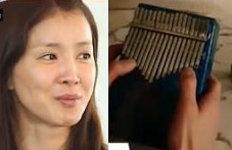 """이시영 취미 '칼림바' 화제""""엄마들이 많이 해"""""""