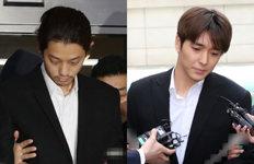 '카톡방 멤버' 정준영·최종훈,집단 성폭행 혐의 본격 재판