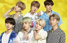 방탄소년단, 美 타임지 '인터넷서영향력 있는 25인'에 3년 연속 선정