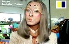 태국 男교사, '블랙핑크' 리사머리를 하고 나타난 사연은?