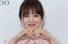 """송혜교, 이혼 후 첫 심경고백""""운명…그냥 일어나는 것"""""""