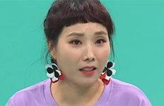 """신봉선 """"이름 바꾸고 나서살이 찌기 시작했다"""""""