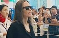'연대생 엄마' 졸리, 한국 입국신입생 환영식 참석하나