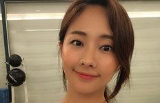 """오영주, 몸매 유지 비결?""""운동후 우유로 단백질 보충"""""""