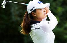 고진영, LPGA 캐나다 오픈첫날 공동 2위로 출발