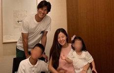 김성은·정조국 부부,세 아이 부모된다