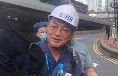 배우 김의성이 홍콩 시위현장에 나타난 까닭은?
