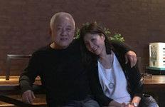 김한길 '폐암 4기' 투병 근황최명길과 길거리 데이트