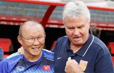 히딩크 중국 올림픽대표팀 감독1년도 못 버티고 경질