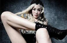 티파니, 과감한 포즈로 시선 강탈여신 자태 '섹시'