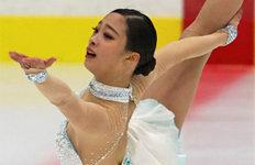 15세 유영 '트리플악셀'피겨 US클래식 은메달