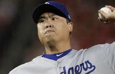 "MLB닷컴 ""류현진,올해의 재기상 후보 선정"""