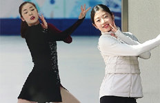 """'제2 김연아' 피겨스케이팅 이해인""""연아언니처럼 왕중왕전 메달 딸래요"""""""