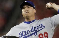 류현진, MLB 선수들이 뽑은'최고의 투수' 후보 선정