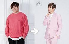 '잼잼이 아빠' 문희준 17kg 감량38번 요요 후 되찾은 턱선 공개