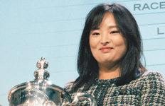 고진영, 한국인 2번째 LPGA올해의 선수-메이저 어워드 석권