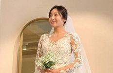 """'이완♥' 결혼 앞둔 이보미""""웨딩드레스 만장일치 선택"""""""