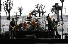 살아있는 록의 전설'U2'를 보았다