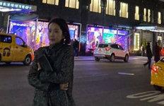 """이진, 뉴욕댁의 일상 공개성유리 """"우리 자기 춥냐"""""""