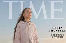 타임誌 '올해의 인물' 툰베리16세로 역대 최연소