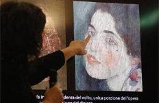 사라졌던 클림트 '여인의 초상'23년 만에 발견