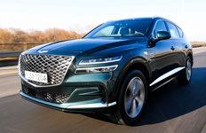 고급 SUV '고속 성장'국산 신모델 성적 주목
