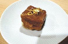 고소한 기름 냄새와 꿀 향이집안 전체에…촉촉 달콤 약과