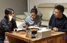 진태현♥박시은, 스물셋 딸입양 이유 최초 고백