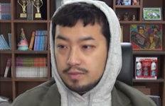"""웹툰작가 이말년 휴방""""대구 다녀와…검사 받는다"""""""