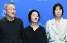 홍상수·김민희, '도망친 여자'로베를린영화제 동반 참석