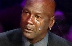 """""""내 몸 일부가 죽었다""""코비 향한 농구황제의 눈물"""