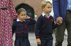 英윌리엄 왕세손 아들·딸 다니는학교도 '코로나19'에 문 닫아