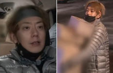 """태사자 김형준, 택배맨의 하루""""방송국 가면 기분 묘해"""""""