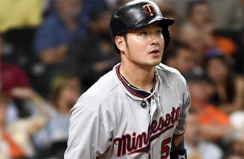박병호, 5경기 연속 무안타