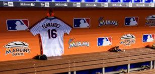 페르난데스와 함께한 마이애미 선수들의 눈물