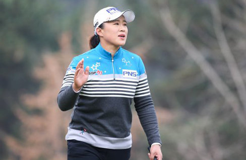 양희영, 혼다 타일랜드서 '대회 역대 최저타'로 우승