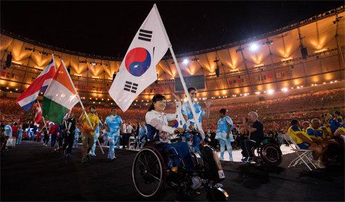 한국 금메달 7개… 아쉬운 종합 20위