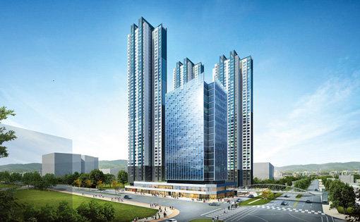 [비즈갤러리] 일산 대방디엠시티, 19일 견본주택 오픈